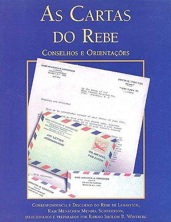 As Cartas do Rebe: conselhos e orientações, Matrimônio Vol. 2  *