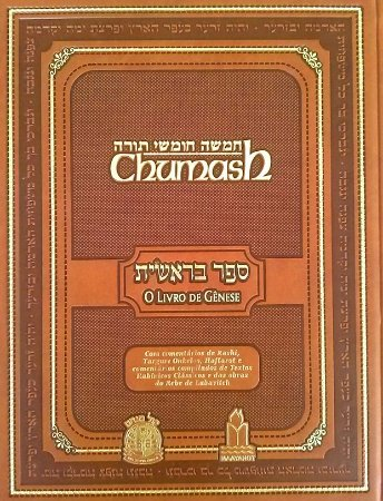 Chumash Gutnick - o Livro de Gênese (Bereshit)