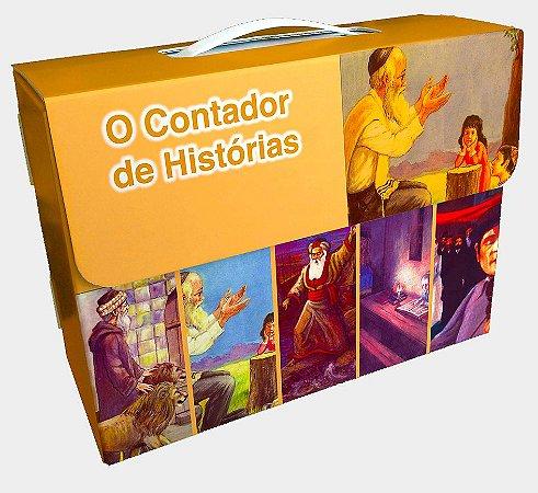 BOX O Contador de Histórias, 5 livros