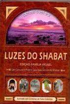 Luzes do Shabat - Edição Família Kignel R. Meir Rubin Shlit'a
