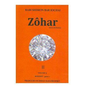 Zohar (Livro 2) Autor: Shimon Bar Iochai