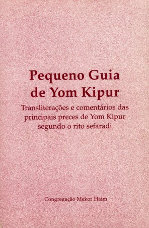 Pequeno guia de Yom Kipur