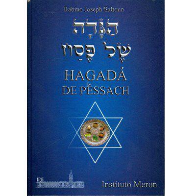 Hagadá de Pêssach (JS) Autor: Joseph Saltoun