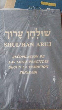 Shulchan aruch em espanhol