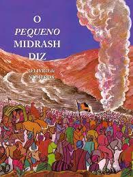O Pequeno Midrash Diz (4) - Números - Capa Brochura