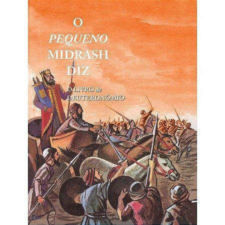 O Pequeno Midrash Diz (5) - Deuteronômio - Capa Brochura