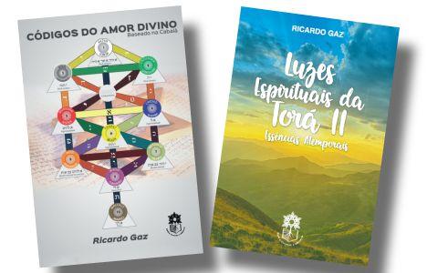 PROMOÇÃO: Códigos do Amor Divino + Luzes Espirituais da Torá II