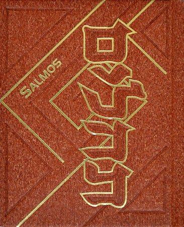 O livro de salmos (bolso) páprica