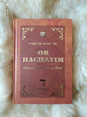 Or Hachaim - Comentários sobre a Torá - Bamidbar - Números