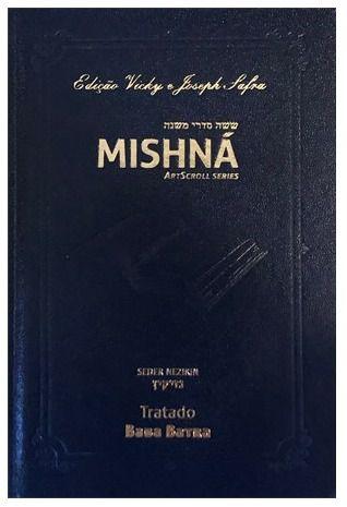 Mishná em hebraico e português - Ordem NEZIKIN - Tratado Baba Batra