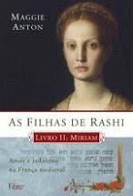 As filhas de Rashi livro de Miriam