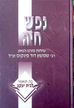 נפש חיה - תפקידה של אשה ואם בישראל - הרב שמשון דוד פינקוס