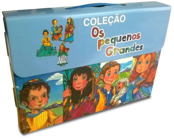 COLEÇÃO - OS PEQUENOS GRANDES