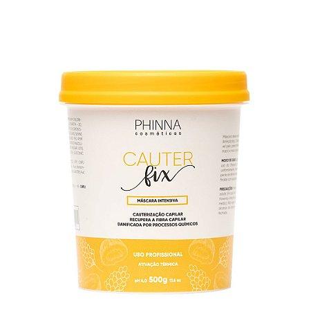 Cauter Fix - Cauterização Molecular - Phinna Pro - 500g