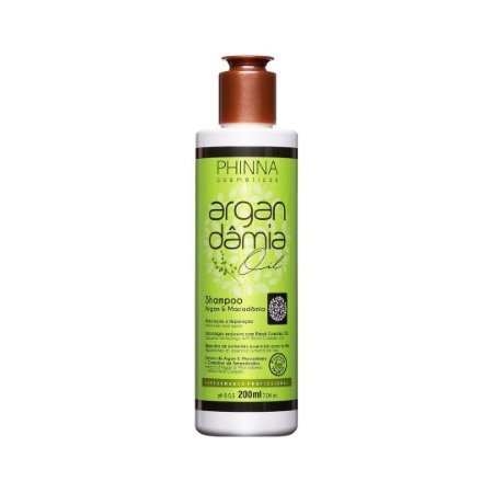 Shampoo Argan Dâmia Oil - 200ml