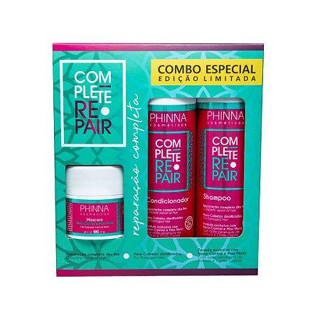 Kit Complete Repair (Shampoo+Condicionador) - BRINDE Mini Mascara