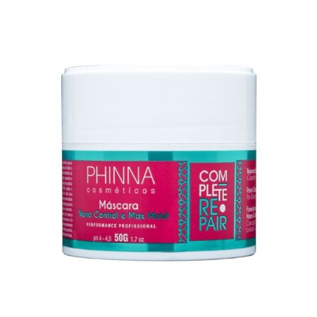 Mascara Complete Repair 50g - Phinna