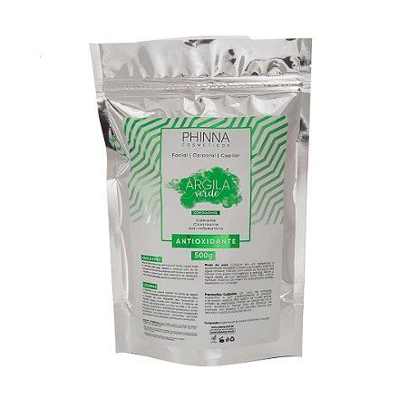 Argila Verde com Dolomita 500g - Phinna