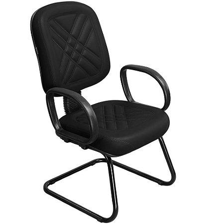 Cadeira Diretor Fixa para Recepções e Igrejas PD02 - Pethiflex