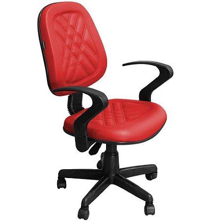 Cadeira para Escritório Giratória Executiva com Braços PS01 - Pethiflex