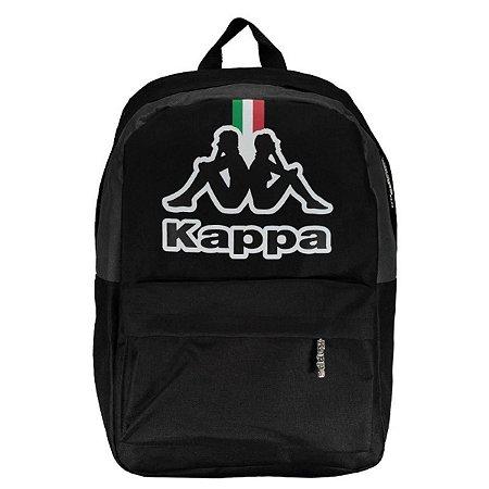 Mochila Kappa Itália 17 Preta