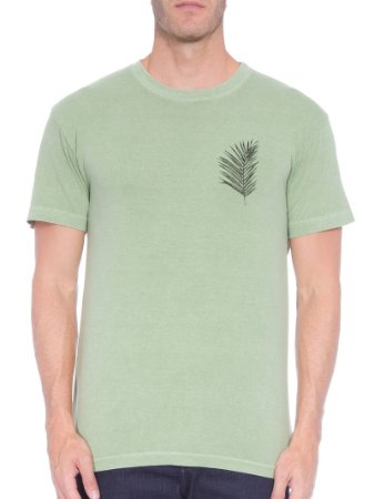 TSHIRT STONE PALM LEAF