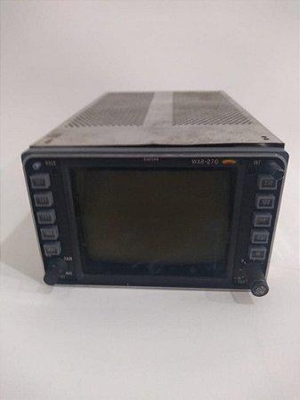 RADAR INDICATOR - WXR 270 - COLLINS