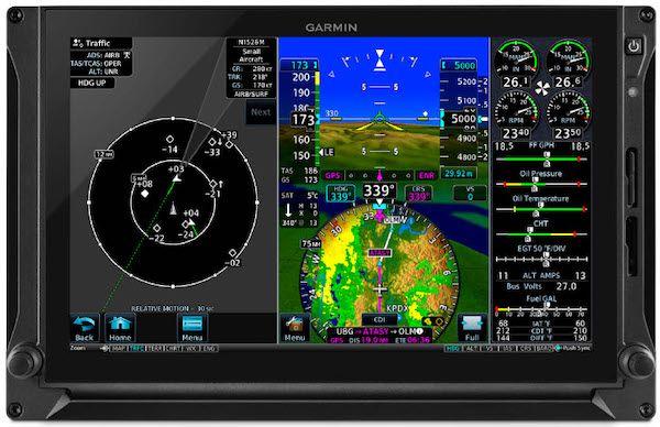 PFD - G500 TXi - GARMIN