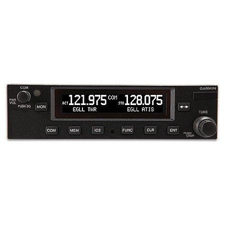 RADIO VHF COMM - GTR 225 - GARMIN