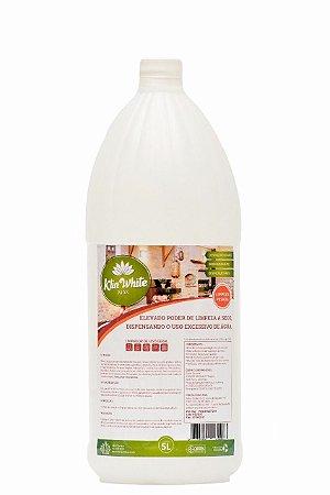 Klin White Max Multi Uso 100% Biodegradável Limpeza Pesada 2L