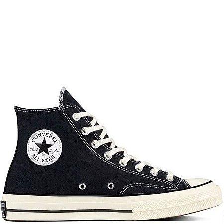 Tênis Converse CT09550004 Chuck 70 Hi Preto