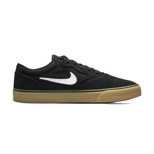 Tênis Nike SB Chron Black/Noir
