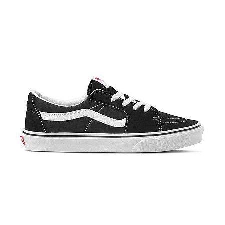 Tênis Vans Sk8-Low Black/White