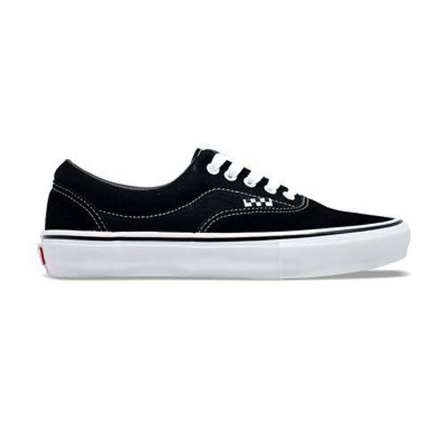 Tênis Vans Skate Era Preto/Branco