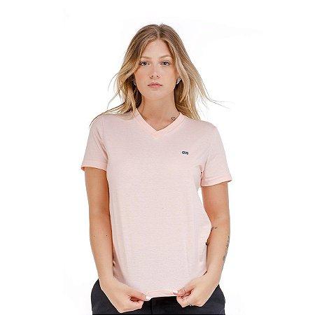 Camiseta Hocks Bord Rosa