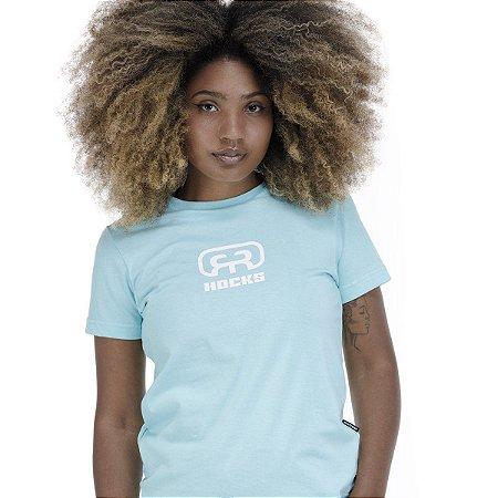 Camiseta Hocks Logo Azul