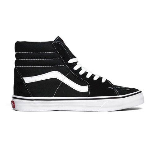 Tênis Vans Sk8-Hi Black
