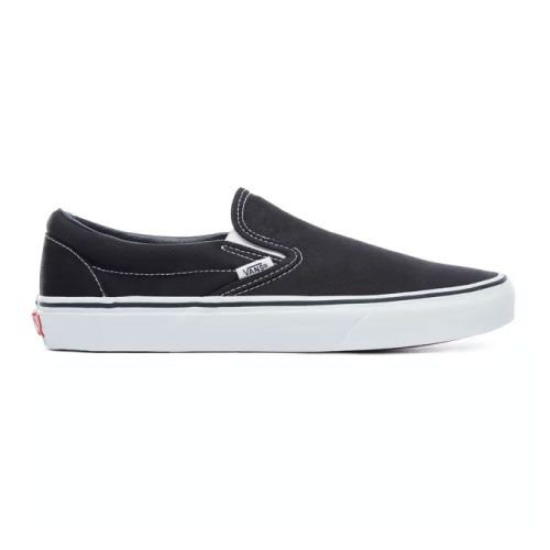 Tênis Vans Slip-On Black/White