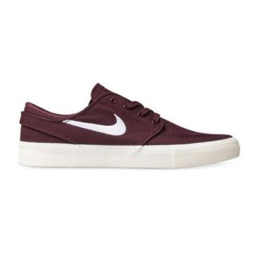 Tênis Nike SB Zoom Janoski Canvas Bordo