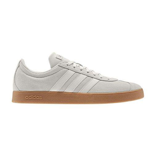 Tênis Adidas VL Court 2.0 Bege