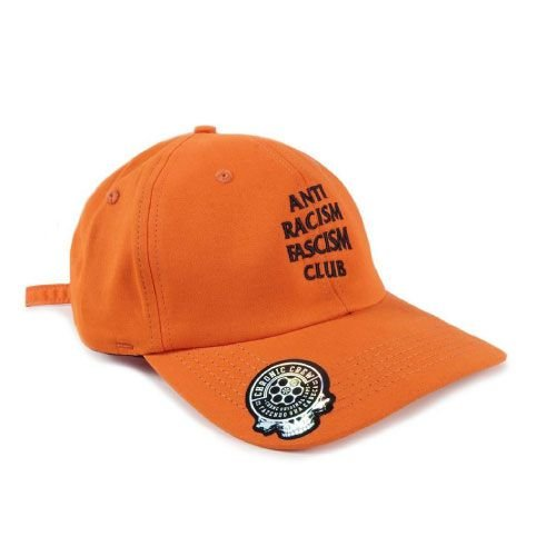 Bóne Chronic 019/354 V3 Dad Hat Laranja