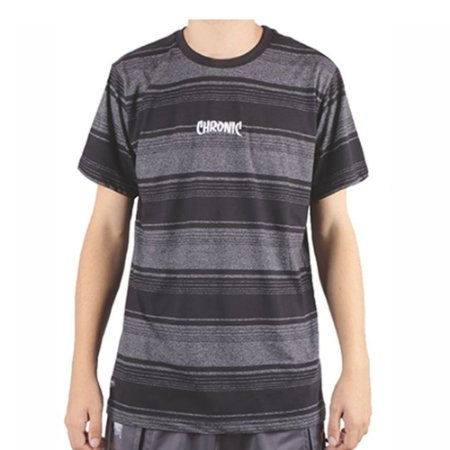 Camiseta Chronic Stripe 21005 Listrada