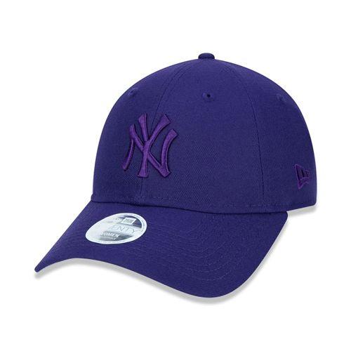 Boné New Era Feminino 9Twenty MLB New York Yankees Azul