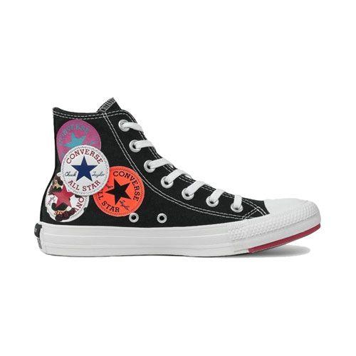 Tênis Converse CT13230001 Chuck Taylor All Star Preto