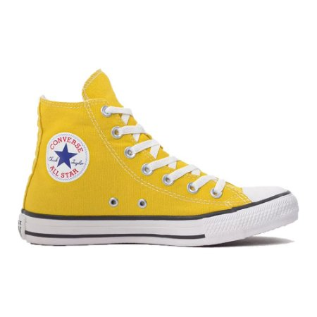 Tênis Converse CT04190034 Chuck Taylor All Star Amarelo