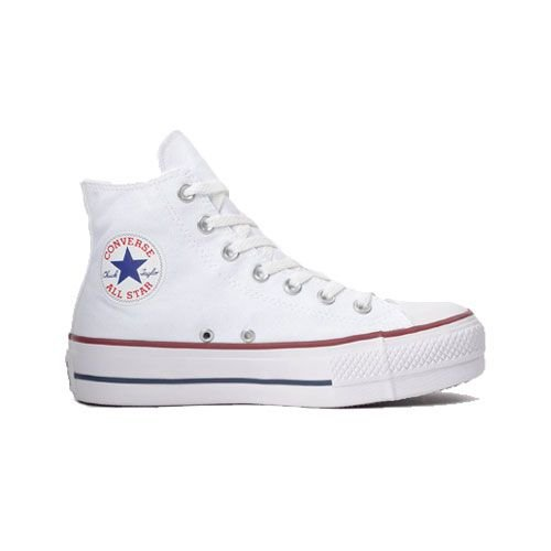 Tênis Converse CT04940003 Chuck Taylor All Star Lift Branco