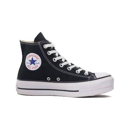 Tênis Converse CT04940001 Chuck Taylor All Star Lift Preto