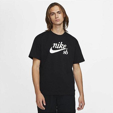 Camiseta Nike SB DB9977-010 Classic Preto