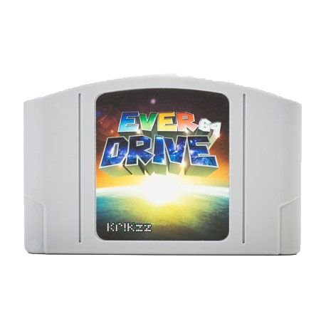EVERDRIVE-64 China Ver