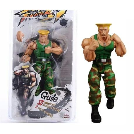 STREET FIGHTER 4 GUILE